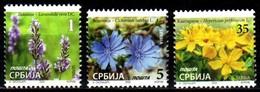 Serbia, 2020, Definitives - Flora, Set, MNH, Mi# - Serbie