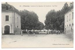 PROVINS -  Intérieur Du Quartier De Cavalerie - La Piste - Provins