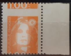 FRANCE / YT 2620 - Piquage à Cheval / MARIANNE BRIAT / NEUF ** / MNH / Signé Calves / COTE : 80.00 € - Varietà: 1990-99 Nuovi