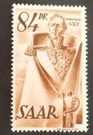"""SARRE  YT 214 NEUF**MNH """"MARECHAL NEY"""" ANNÉE 1947 - Ongebruikt"""