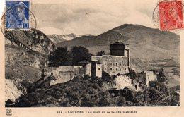 LOURDES - Le Fort Et La Vallée D'Argelès - Lourdes