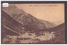 CHAMPEX - TB - VS Valais