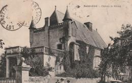 **** 46  *** ST CERE  Château De Revery - TB - Saint-Céré