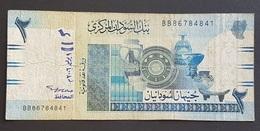 EM0505 - Sudan 2 Pounds Banknote 2006 - Sudan