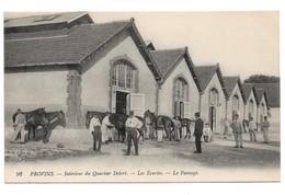 PROVINS -  Intérieur Du Quartier Delort - Les écuries - Le Pansage - Provins