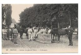 PROVINS -  Intérieur Du Quartier Delort - L'abreuvoir - Provins