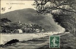 Cp Albertville Savoie, Vue Generale - France