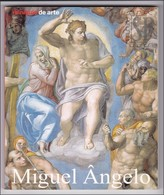 Portugal 2001 Livro Mini Guia De Arte Miguel Ângelo Buonarroti Peter Delius Könemann Verlagsgesellschaft MbH - Cultural
