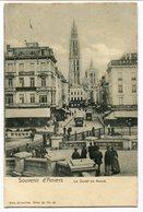 CPA - Carte Postale - Belgique - Souvenir D'Anvers - Le Canal Au Sucre (D12411) - Antwerpen