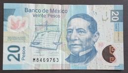 EM0505 - Mexico 20 Pesos Polymer Banknote 2007 #M8469763 - Serbia