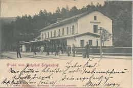 1900 - ERBERSDORF  EICHKOGL , Gute Zustand, 2 Scan - Feldbach