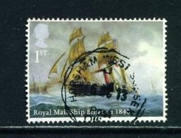 GREAT BRITAIN  -  2013 Merchant Navy 1st Used As Scan - Gebruikt