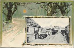 1909 - BRUNTAL , Gute Zustand, 2 Scan - Tchéquie