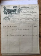Manufacture De Machines Agricoles - L.Perréal & Pullignieu - Nantua - 1905 - 1900 – 1949