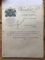 Brouhot &Cie - Vierzon - 1897 - 1800 – 1899