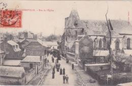 80 - FRESSENNEVILLE - RUE DE L'EGLISE - BEAU PLAN BON ETAT - Other Municipalities
