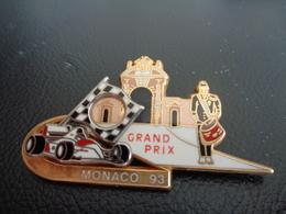 Grand Prix De Monaco 1993,LB Créations ,numéroté N°228/350 - Automobile - F1