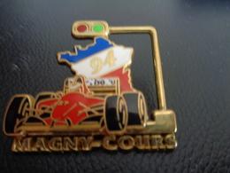 Grand Prix De Magny Cours 94 - Automobile - F1