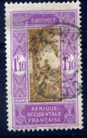 DAHOMEY  - 93° - RECOLTE DES NOIX DE COCO - Dahomey (1899-1944)