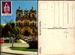 PORTUGAL, ALCOBACA, IGREJA DO MOSTEIRO  [60831] - Leiria