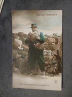HUMORISTIQUE - NOUS NOUS NE BOUFFONS PAS DE PAIN KK - Pain De Rationnement Allemand - Oorlog 1914-18
