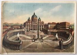 V 80731 - Roma - Piazza San Pietro - San Pietro