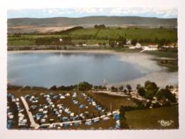 CLAIRVAUX (39/Jura) - Camping Et Lac - Clairvaux Les Lacs