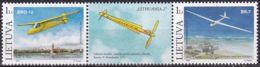 LITAUEN 2003 Mi-Nr. 833/34 ** MNH - Lituanie