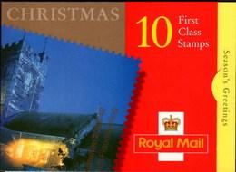 Gran Bretaña Carnet 2000 ** MNH 10 First Class - Carnets