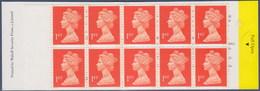 Gran Bretaña Carnet 1993 ** MNH 10 First Class - Carnets