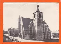 Anderlues - Eglise St-Médard  (2 Scans) - Anderlues