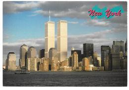 New York - DOWNTOWN MANHATTAN - 2000 - World Trade Center