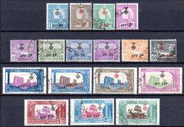 Tunisie: Yvert N° 79/85* - Tunisie (1888-1955)