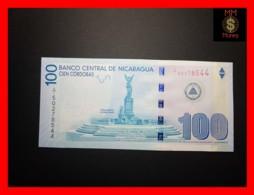 NICARAGUA 100 Cordobas 2012  P. 208 *COMMEMORATIVE*  UNC - Nicaragua