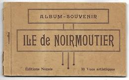 ILE DE NOIRMOUTIER - Album De 10 Cartes Postales - Noirmoutier