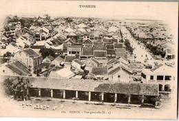 TONKIN -  Hanoï - Vue Générale (n° 2) - Viêt-Nam