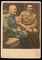 I DUE CONDOTTIERI HITLER & MUSSOLINI 1941 - History