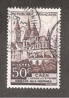 Perforé/perfin/lochung France No 917 C.C. Crowe Et Cie - France