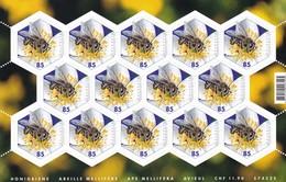 2011 Sondermarke Honigbiene Kleinbogen ** Zu: 1383. Mi: 2186 - Blocs & Feuillets