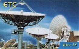 *ETIOPIA* - Scheda Telefonica Usata - Ethiopië