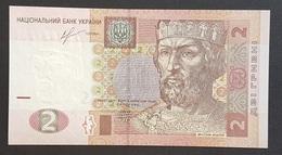 EM0505 - Ukraine 2 Hryvn Banknote 2013 #TE7821251 UNC - Ucrania