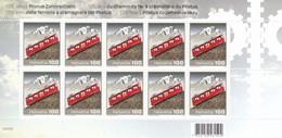 2014 Sondermarke Kleinbogen  Pilatus Zahnradbahn. ** Zu:1508. Mi: 2343 - Blocs & Feuillets