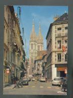 CP (38) Voiron - Rue Montgolfier - Solex - Vélosolex - Citroën Ami8 - Voiron