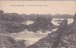Ile D' Ouessant  Vue Générale De La Pointe Du Créach - Ouessant
