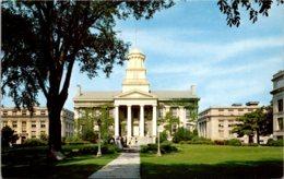 Iowa Iowa City First Capitol Of Iowa On Campus Of State University Of Iowa - Iowa City
