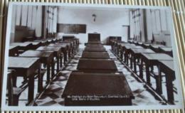 78   -   CHATOU INSTITUT BON SAUVEUR UNE SALLE D'ETUDES  @ VUE RECTO/VERSO AVEC BORDS - Chatou