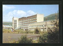 AK Dschermuk, Teilansicht Mit Gebäudeansicht - Arménie