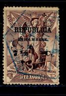 ! ! Inhambane - 1913 Vasco Gama On Timor 7 1/2 C - Af. 68 - Used - Inhambane