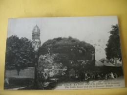 59 7546 CPA 1922 - 59 LILLE. LA NOBLE TOUR ET LE CLOCHER DE ST SAUVEUR - ANIMATION - Lille