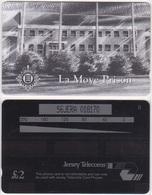317/ Jersey; C1. La Moye Prison - Collector's Card, 56JERA - United Kingdom